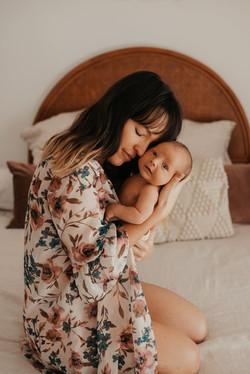 Séance Allaitement Mère Enfant