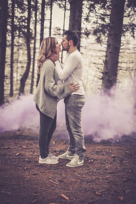 photo de couple, photo de grossesse