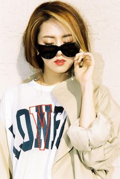 The Star Magazine - Huh Ga Yun