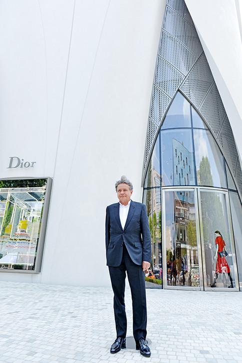 Christian Dior Espirit Seoul