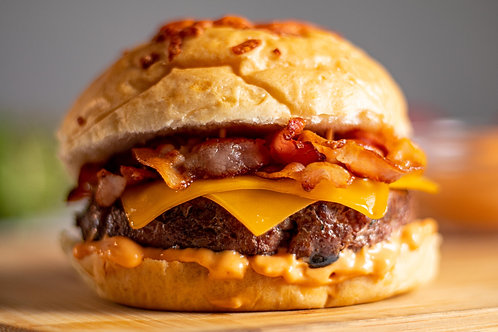 COMBO CHEESE BURGER HOME