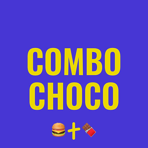 COMBO TBC CHOCO