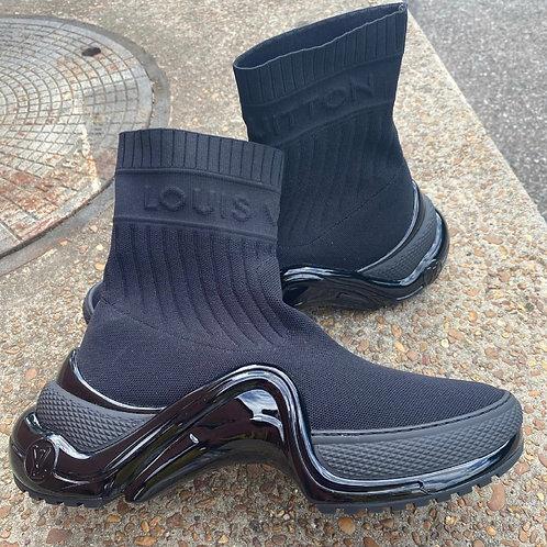 Women's Louis Vuitton Archlight Sneaker Boots