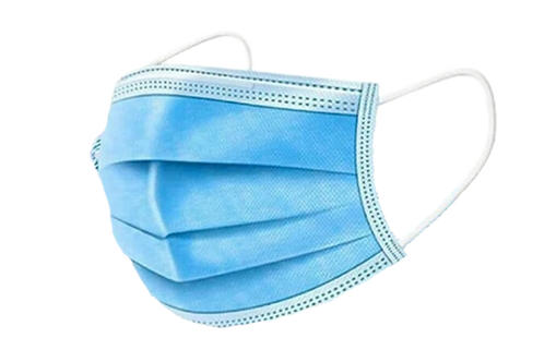 Disposable 3 Ply Surgical Face Mask 50pk