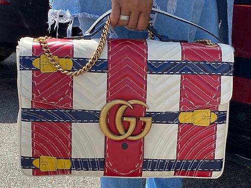 Gucci GG Marmont Trampé L'Oeil Maxi Bag