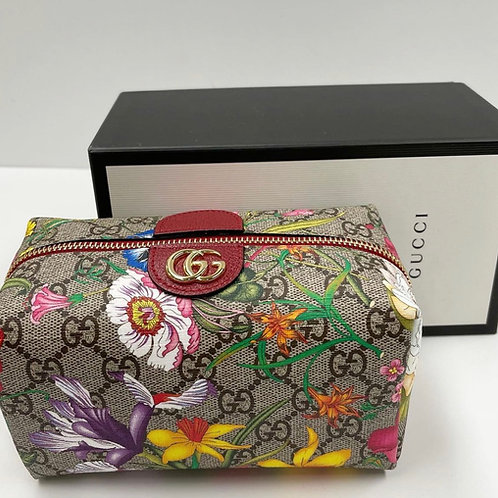 Gucci Ophidia Flora Pouch