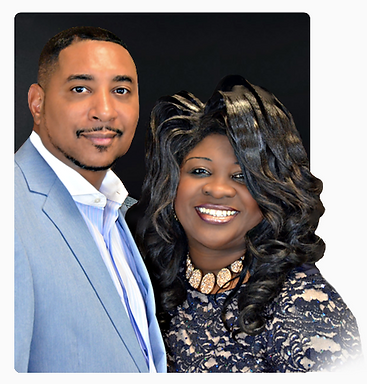 Pastor Philip William First Lady Stephan