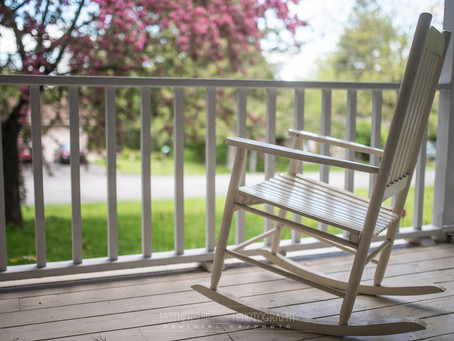 The Old Rocking Chair