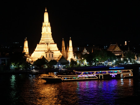 Retrospect Travel Log: Bangkok