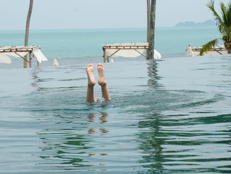 Retrospect Travel Log: Koh Samui and Leaving Your Comfort Zone Far Behind