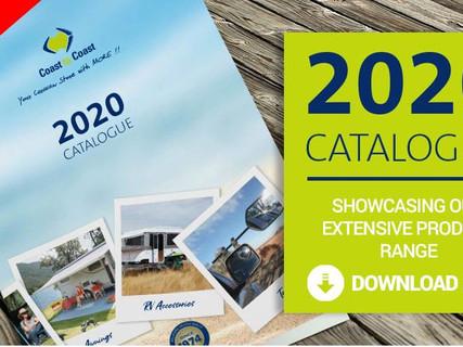 Coast to Coast 2020 Catalogue