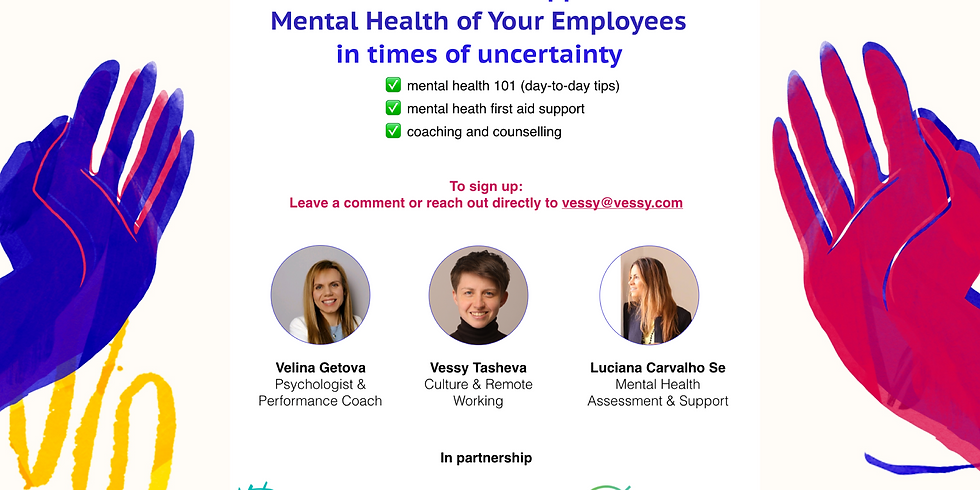 Supporting Employees with Their Mental Health in Tims of Uncertainty  (1)