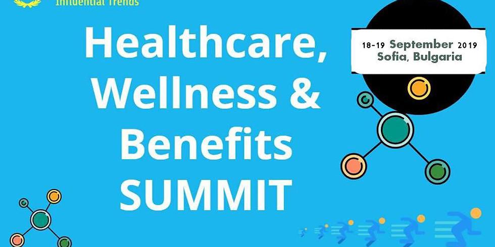 Employee Wellness Summit Sofia 2019