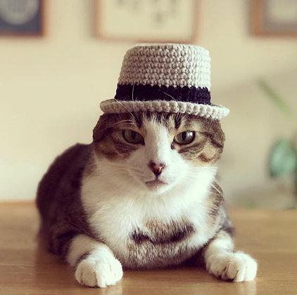 ニット帽・B