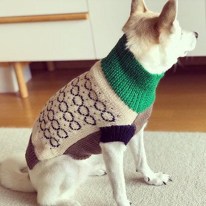 どんぐりのセーター