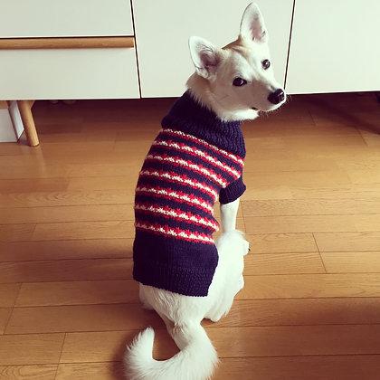 海のセーター
