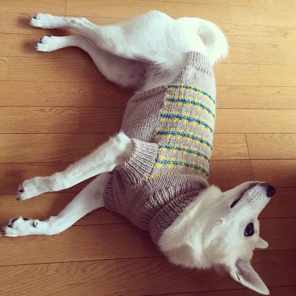 大地のセーター
