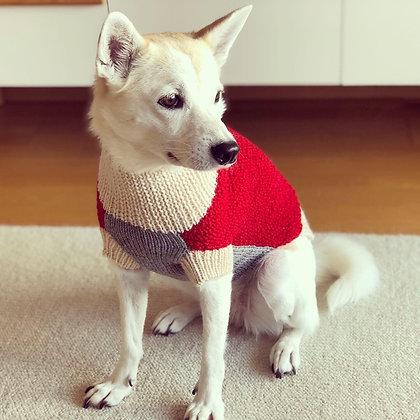 ざくろのセーター