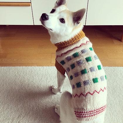 ノマドのセーター