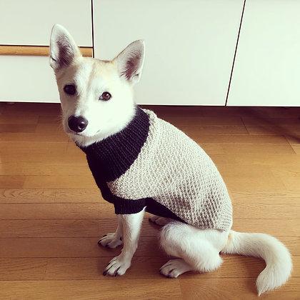 つばめのセーター(白)