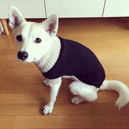 つばめのセーター(黒)