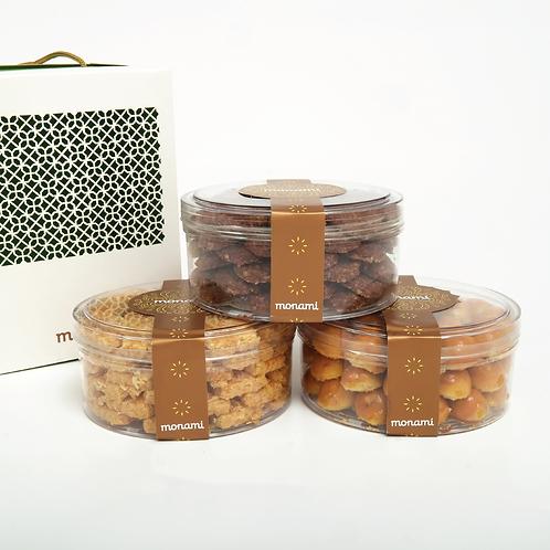 Monami - Christmas Package