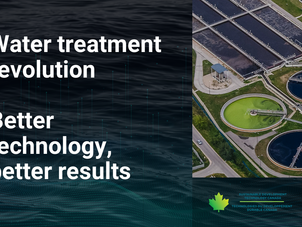 SDTC funding helps transform water treatment technology