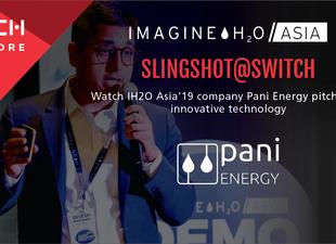 Pani at Slingshot@SWITCH in Singapore