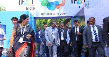 Pani Energy at IFAT2019