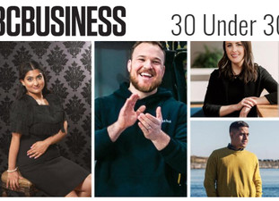 2020 BC 30 Under 30 Business Leaders