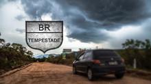 """Projeto """"BR Tempestade"""" - Fotografias 01"""