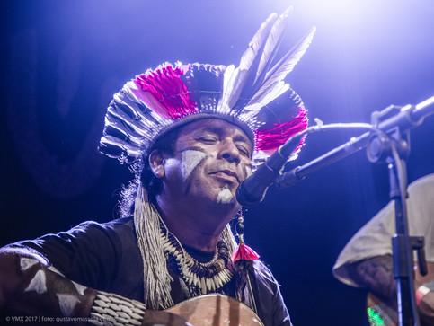 Registro da Primeira Virada Musical Xamanica