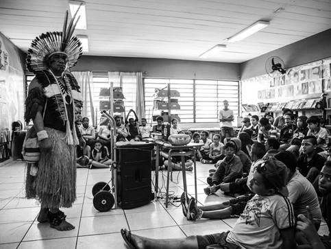 Fotográfica Documental do Projeto Culturas Ancestrais / Etnia Kariri Xocó