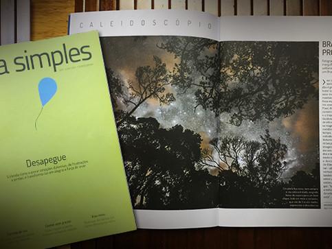 Imersões Noturnas na Revista Vida Simples | janeiro / 2019