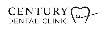 Century Dental Clinic Logo black clear b