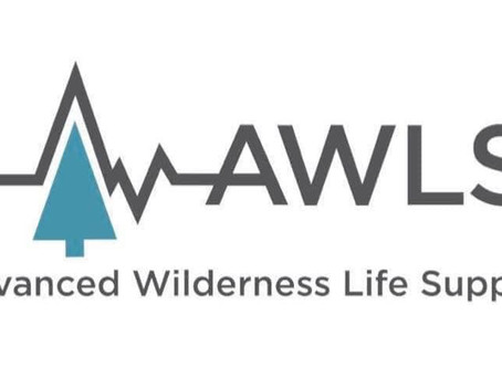 Advanced Wilderness Life Support and Fellowship in the Academy of Wilderness Medicine - with R2Ri.