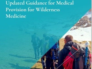 Meeting the New Wilderness Medical Course Guidance: courses with Remote Area Risk International.