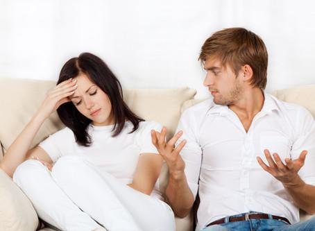 8 заповедей семейной ссоры