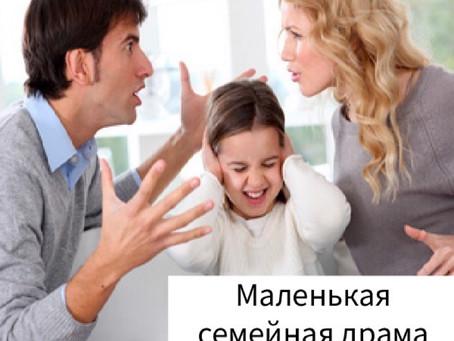 Маленькая семейная драма и EQ