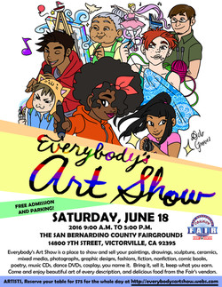 Everybody's Art Show_withlogo