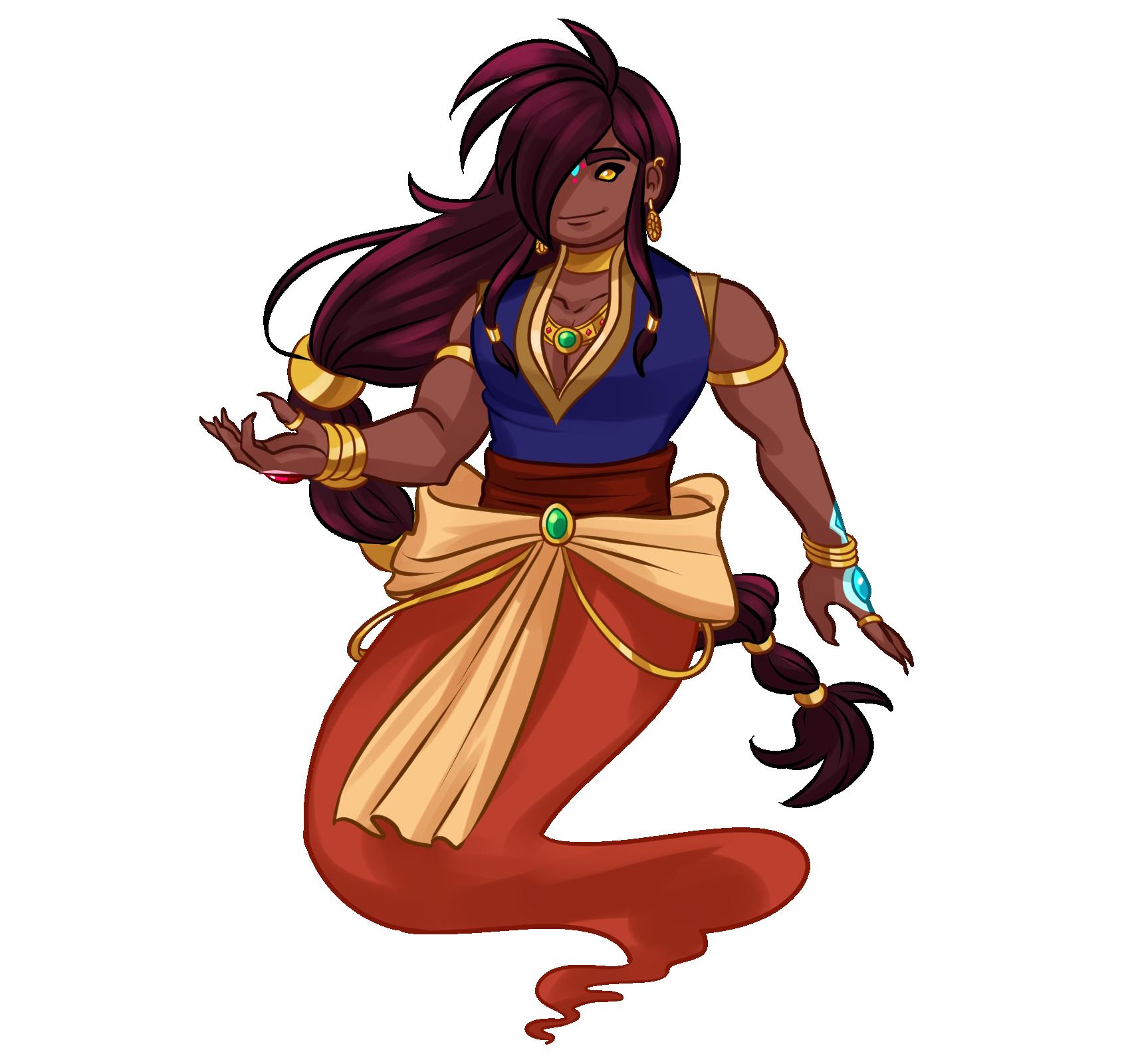 Selactic Genie (Good)