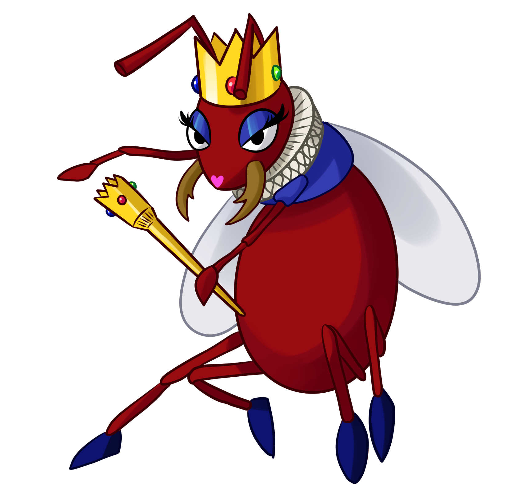 (In Battle) Queen Ant