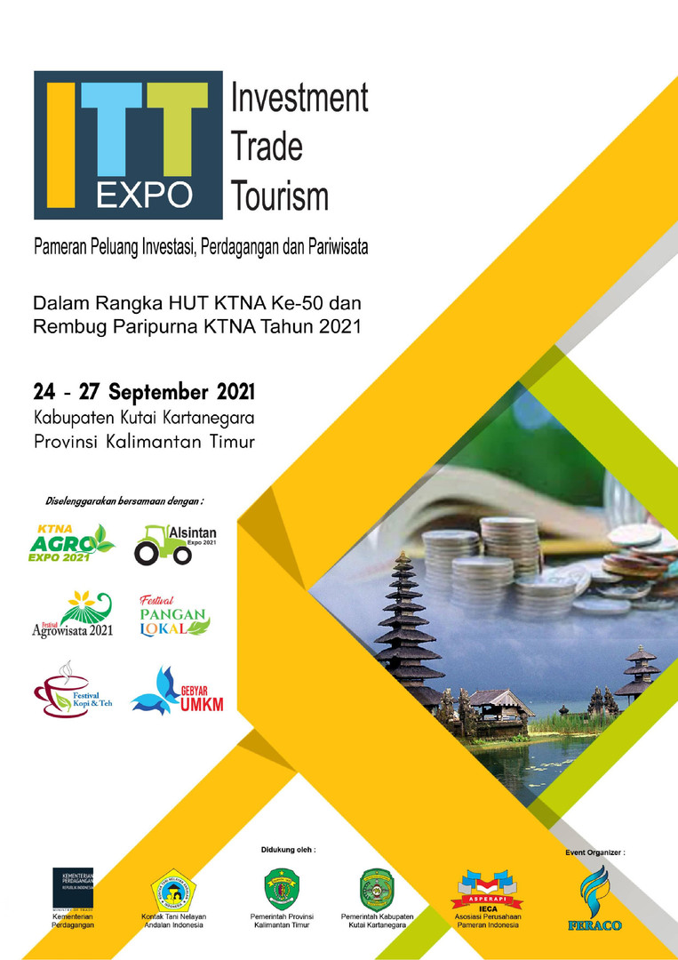 Investment Trade & Tourism (ITT) EXPO 2021 - FERACO