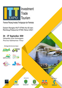 Pameran Investment Trade and Tourism ITT EXPO 2021 FERACO