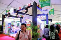 BAYER Indonesia hadir sebagai salah satu sponsor di Pameran Hari Pangan Sedunia 2018.