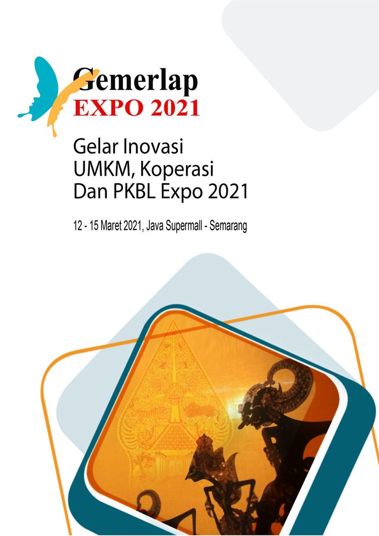 GEMERLAP EXPO GELAR UMKM KOPERASI PKBL 2021 - FERACO