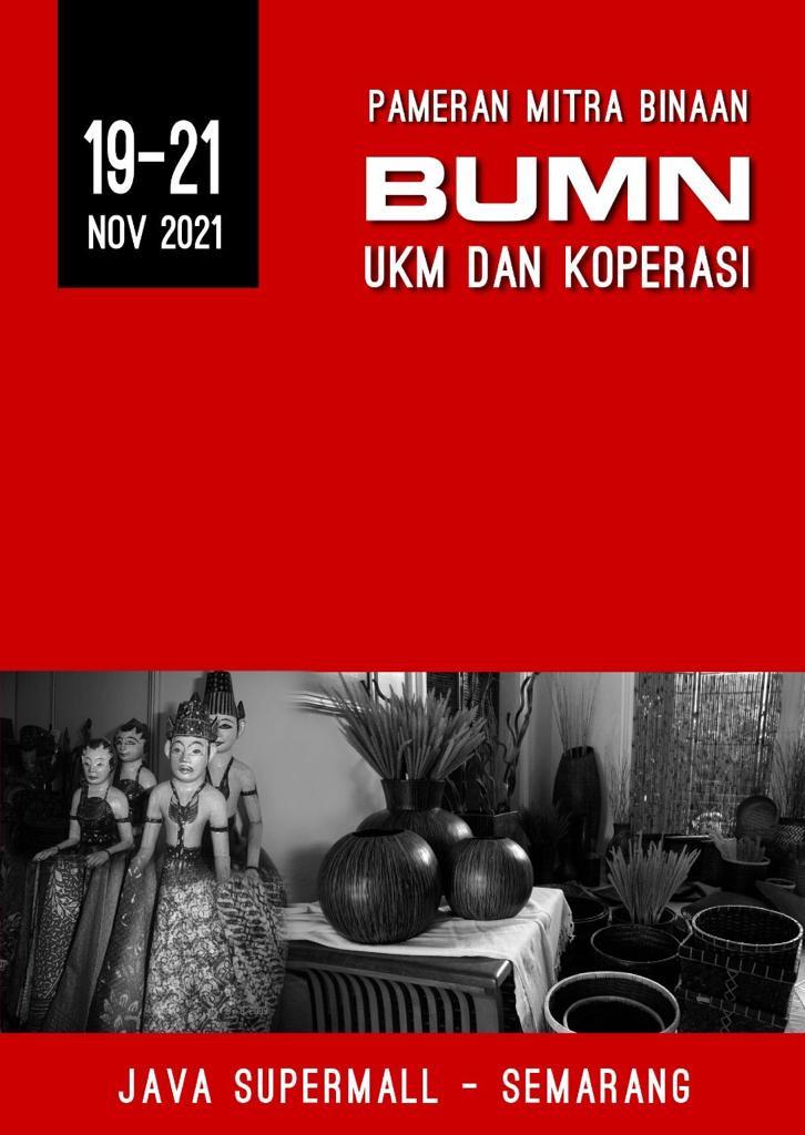 UMKM Mitra Binaan BUMN Expo 2021 FERACO