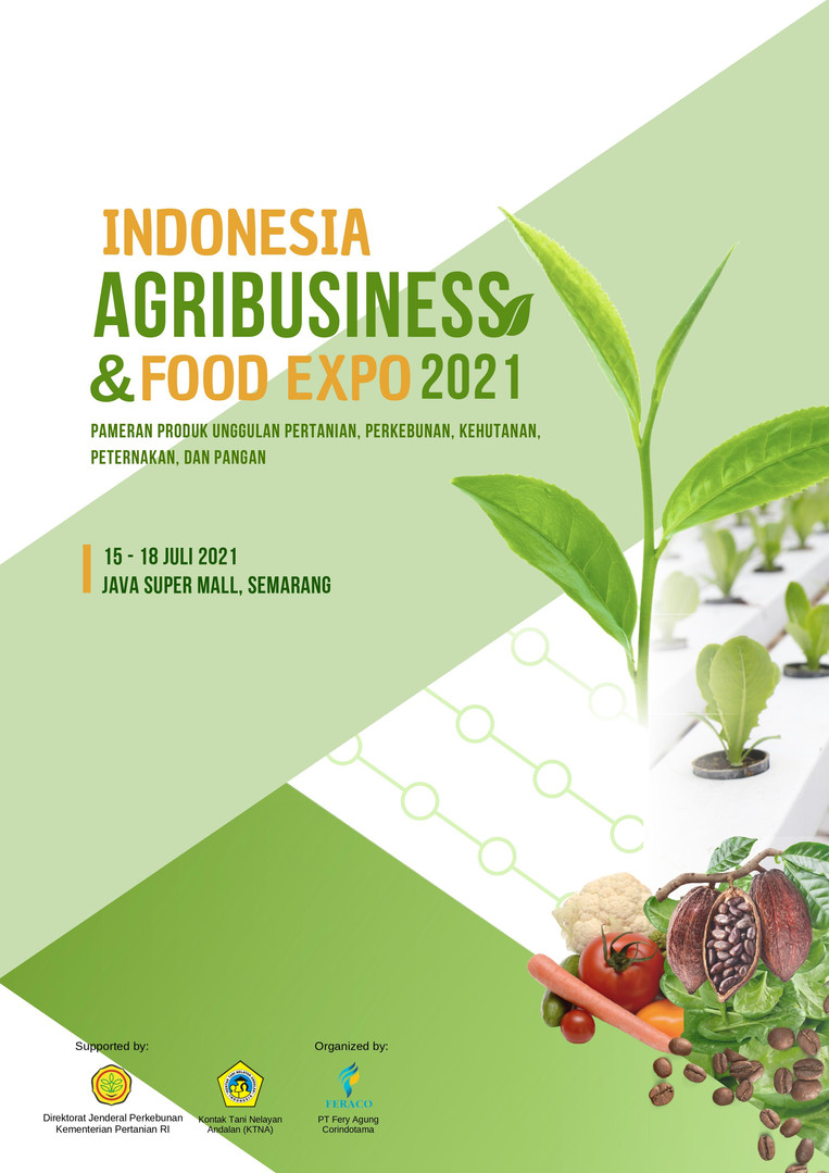 Indonesia Agribusinees & Food Expo Juli 2021 - FERACO