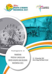 Pameran Gelar Wisata & Budaya Indonesia