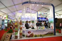PT. Pupuk Indonesia (Persero) hadir sebagai sponsor di Pameran Hari Pangan Sedunia 2018.